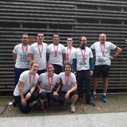 Marathon & Ekiden Val de Reuil, 13 octobre 2019